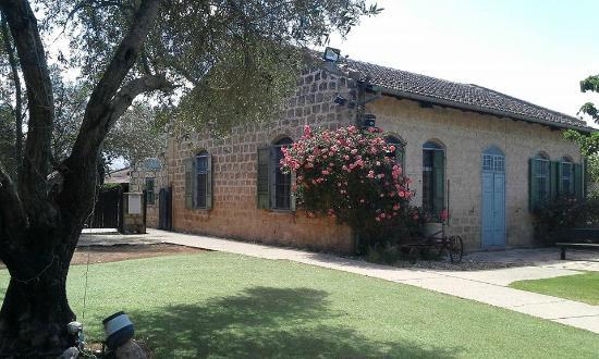 يسود حمالا, إسرائيل: The reconstructed residence