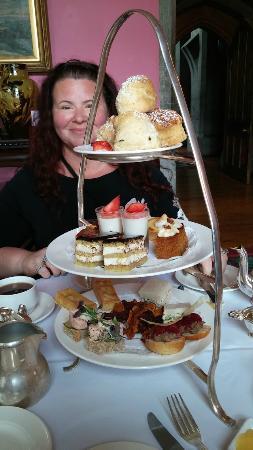 Adare Manor: tea at the adore was amazing