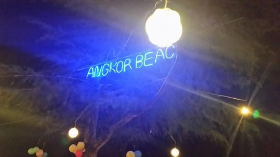 Angkor Beach Bar and Resturant