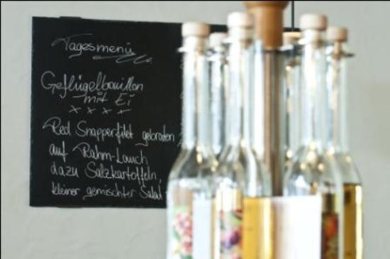 Hotel Landhaus: Restaurant