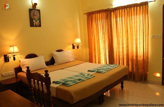 Photo of Hotel Sea View Palace Kovalam