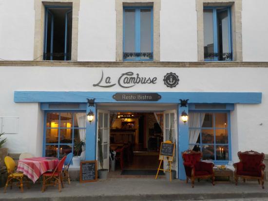 Mornac sur Seudre, Frankreich: La Cambuse