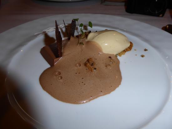 L'atelier de Bossimé : Le dessert