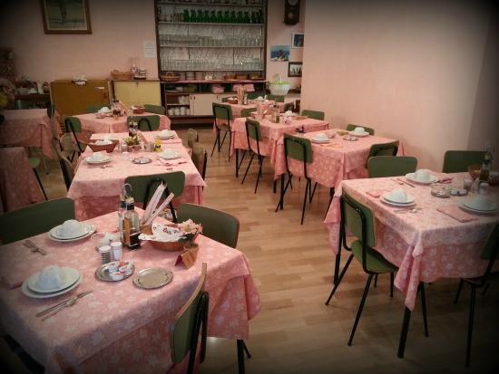 sala da pranzo - Bild von Hotel Zen, Lignano Sabbiadoro - TripAdvisor