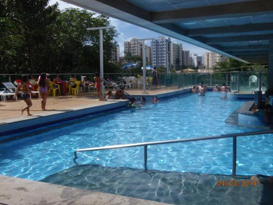 Aguas Do Paranoa Apart Hotel