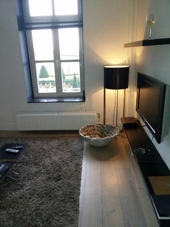 Hoogenweerth Suites: Lounge