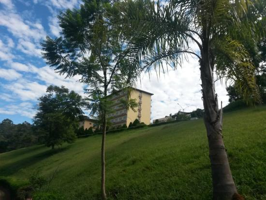 Grande Hotel Serra Negra: grande hotel