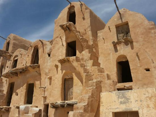 Houmt Souk, Tunisia: ksar tataouine 2