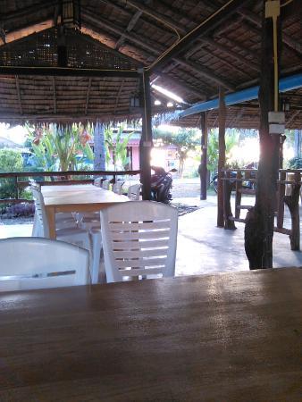Fevrier Resort: Eingangsbereich