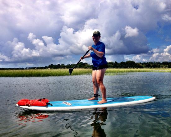 SurfBerry: Beautiful SUP Excursion!