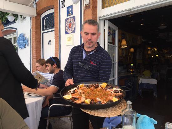 Mare Nostrum : Paella time!