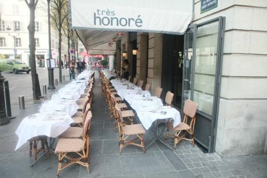 Restaurant Tres Honore