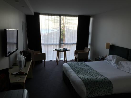 Scenic Hotel Te Pania: Room