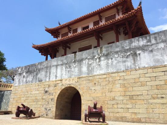 South Gate: 城二