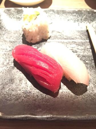 Nobu London: Sushi