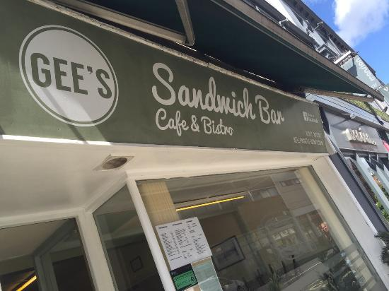 Photo of Cafe Gee's Sandwich Bar And Bistro at 5 Midland Road, Derby DE1 2SN, United Kingdom
