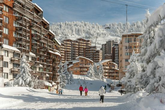 Photo of Hotel Pierre & Vacances Residence Atria-Crozats at Quartier Les Crozats | Montee Du Sirius, Avoriaz 74110, France