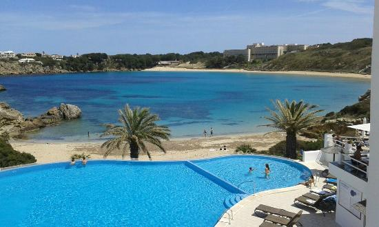White Sands Beach Club By Diamond Resorts Vistas Desde El Apartamento A La Piscina Y