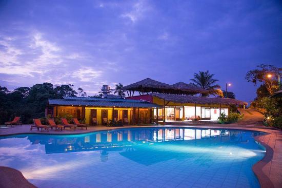 Kapari Natural Lodge & Spa