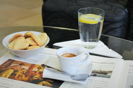 Hotel Rex : Coffee