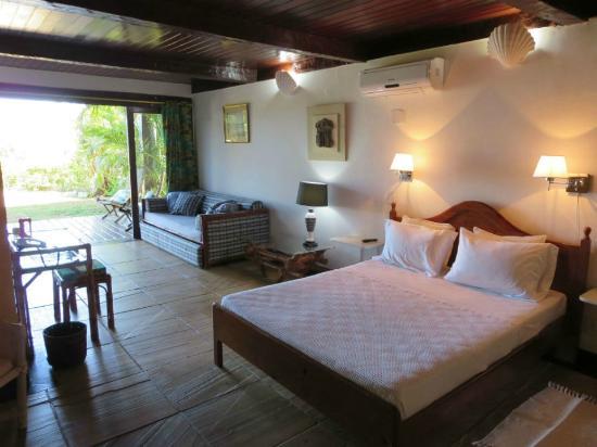 Tropico de Capricornio: Room Lagoinha