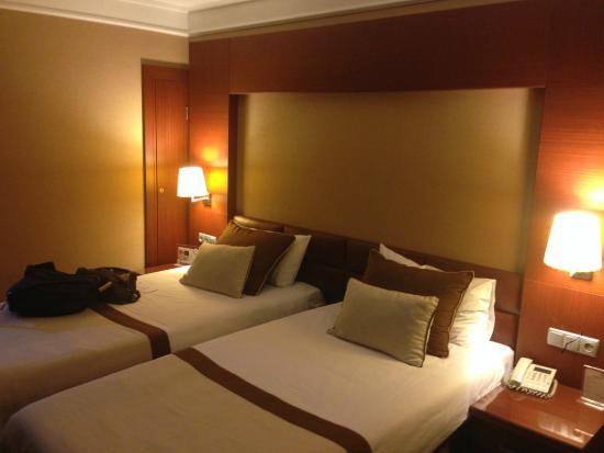 Hotel Vicenza: Quarto