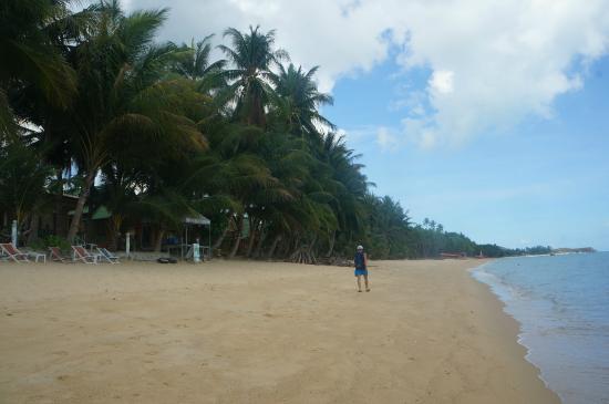 Mae Nam, Thailand: Maenam Beach