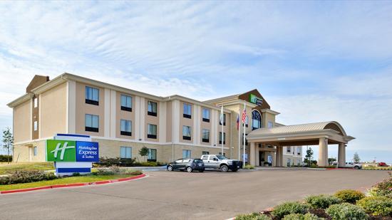 Holiday Inn Express Hotel & Suites Schulenburg: Welcome to Holiday Inn Express Schulenburg TX
