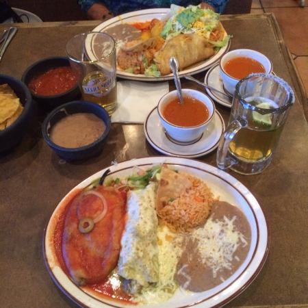 Good Mexican Food In North Las Vegas