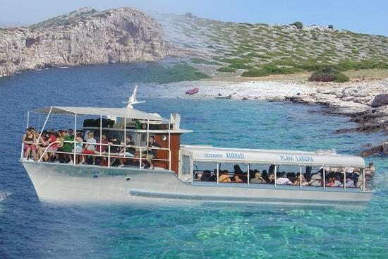 Kornat Excursions - Boat Plava Laguna