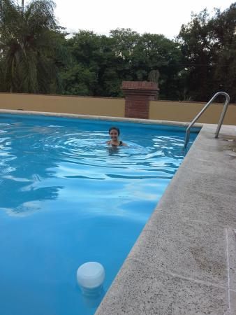 Oran, อาร์เจนตินา: pileta hotel