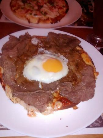 Pizza Nápoli