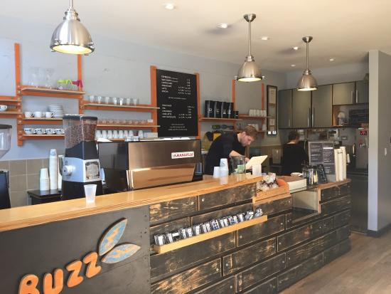Photo of Restaurant Buzz: Killer Espresso at 1644 N Damen Ave, Chicago, IL 60647, United States