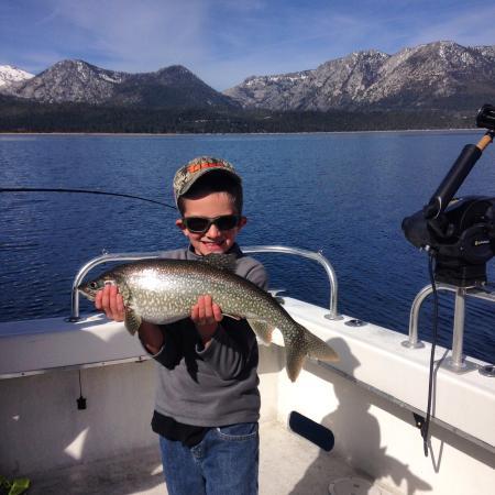 Tahoe sport fishing south lake tahoe all you need to for South lake tahoe fishing charters