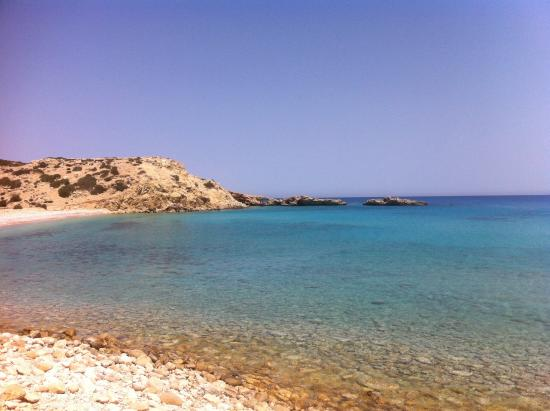 Gavdos, Greece: Tripiti beach