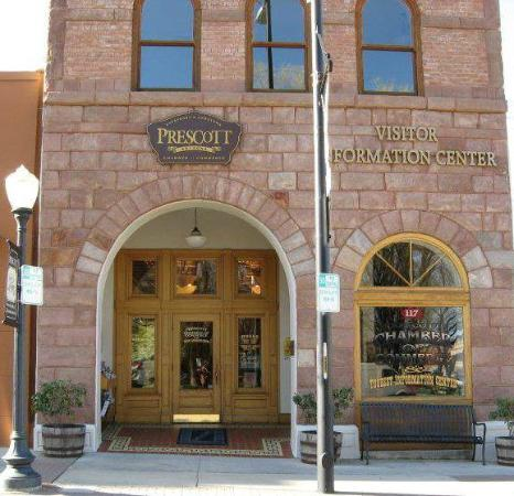 Prescott Chamber of Commerce & Visitor Information Center