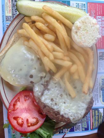 Pemberton, Nueva Jersey: Portabella Swiss Burger