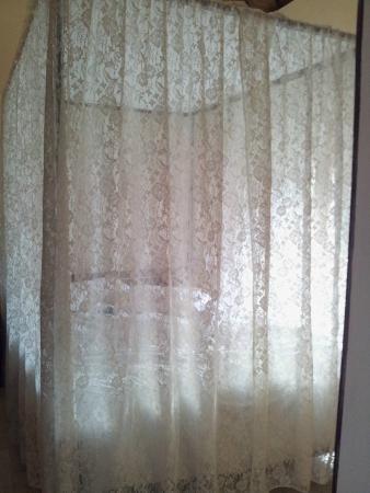 Puri Alam Bali Bungalows: bed netting