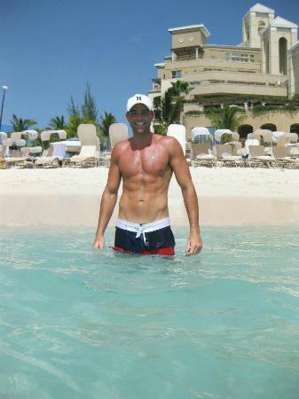 The Ritz Carlton Grand Cayman Beach Chairs And Resort