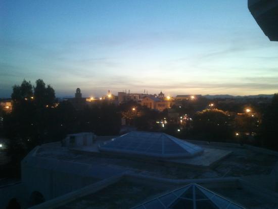vue de la chambre picture of el mouradi hammamet