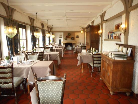Landhotel Saarschleife : restaurant