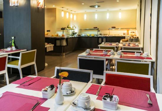 Be Live City Center Talavera: Buffet Restaurant
