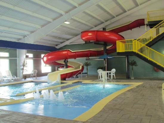 Lakeside Resort And Conference Center Indoor Waterpark