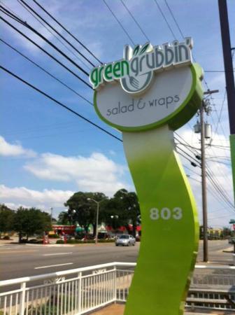 Green Grubbin'