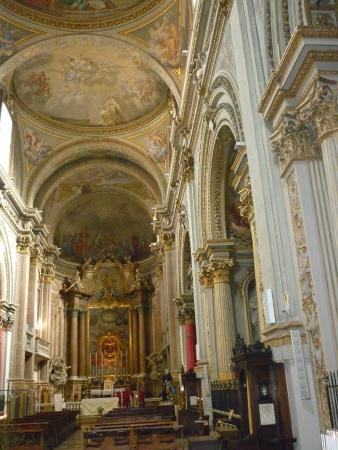 Interno Barocco Picture Of Chiesa Della Madonna Di