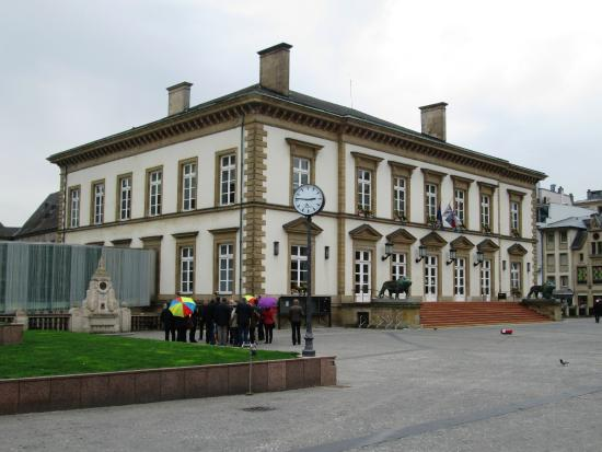 ‪Luxembourg City Hall‬