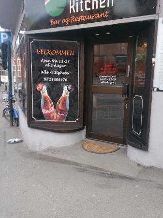 SFO Bar og Kjøkken