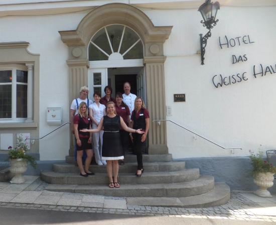 Hotel Weisses Haus Team