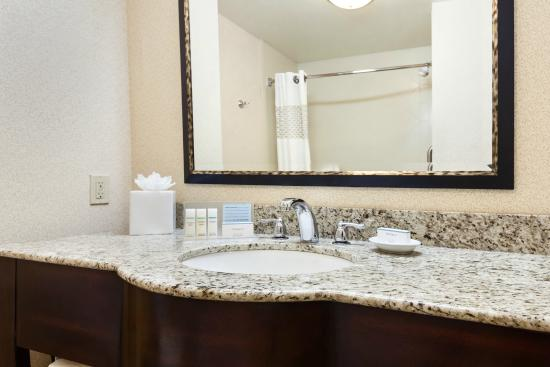 Bathroom Vanity Picture Of Hampton Inn Los Angeles Orange County - Bathroom vanity stores in los angeles