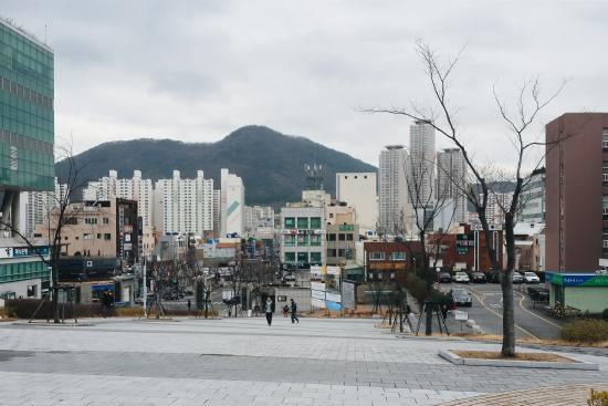 Busan National University Daehak-ro
